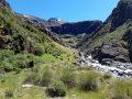 Head of Lower Canyon Creek