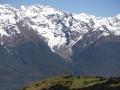 Glacier Burn from Mt Judah