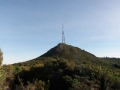 Mt Cargill from East