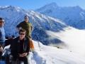 On Mt Sebastopol