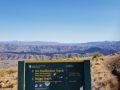 Looking towards Hakataramea Valley