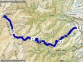 Mt Studholme Route