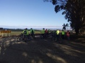 Top of Eden Rd with views over Oamaru