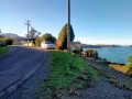 Back streets to Port Chalmers finish