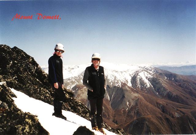 Mt. Domett