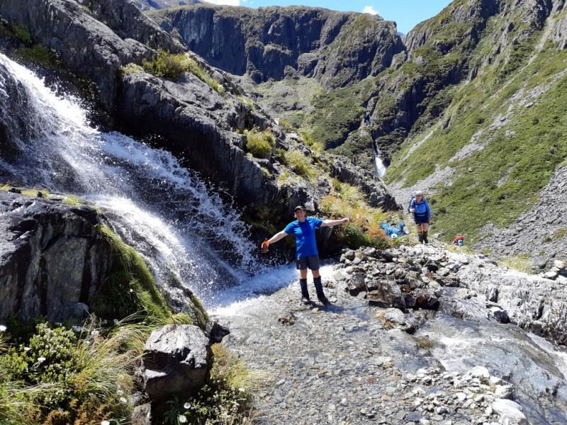 Canyon Creek to upper Cirque