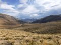 Looking south towards Ahuriri Valley